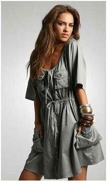 Фото платье в стиле сафари.Фото платье сафари. Платье-сафари Они снова возвращаются, эти загадочные дефицитные